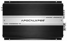 Автомобильный усилитель Alphard Apocalypse AAK-OGO2500.1D