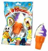 Игрушка-мялка 1 TOY Мини-мороженое рожок Т12407