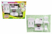 Игровой набор ABtoys Счастливые друзья - Мебель для гостиной PT-00454