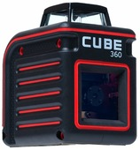 Лазерный уровень ADA instruments CUBE 360 Ultimate Edition (А00446)