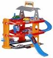 Dickie Toys Парковочная станция трехуровневая 3608322