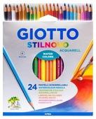 GIOTTO Акварельные карандаши Stilnovo 24 цвета (255800)
