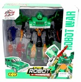 Трансформер Ziyu Toys Робот-машина L015-22