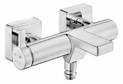 Однорычажный смеситель для ванны E.C.A. Purity 102 102 477