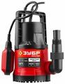 Дренажный насос ЗУБР НПЧ-М1-400 (400 Вт)