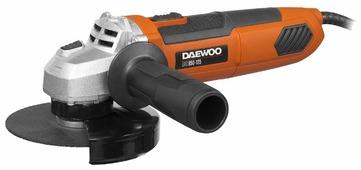УШМ Daewoo Power Products DAG 850-125, 850 Вт, 125 мм