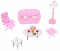 S+S Toys Набор мебели Уютная квартирка (EJ4393R/SR2128)