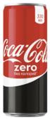 Газированный напиток Coca-Cola Zero