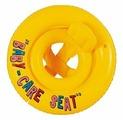 Круг надувной Bestway Naturelle Baby Seat 32098