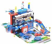 Joy Toy Полицейский участок 3044