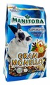 Корм для карликовых кроликов Manitoba Gran Monello