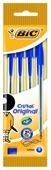 BIC Набор шариковых ручек Cristal Original, 1 мм (8308601/8308591)