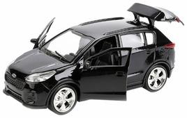 Легковой автомобиль ТЕХНОПАРК Kia Sportage (SPORTAGE-MIX) 12 см
