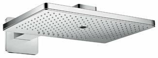 Верхний душ встраиваемый AXOR ShowerSolutions 35276000 хром