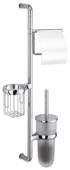 Ершик туалетный WasserKRAFT K-1438