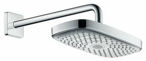 Верхний душ встраиваемый hansgrohe Raindance Select E 300 2jet 27385000 хром