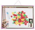 Доска для рисования детская Huada Toys Академия знаний (HD850177R)
