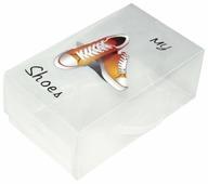 Рыжий кот Коробка для обуви SB6 13x33x20 см