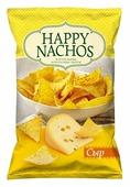 Чипсы Happy Nachos кукурузные Сыр
