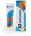 Зубная паста Modum 32 Жемчужины Яблоко 3-6 лет