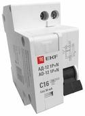 Дифференциальный автомат EKF АД-12 Basic 2П 30 мА C