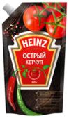 Кетчуп Heinz Острый, дой-пак