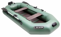Надувная лодка Legion 260 НТ(ЖС)