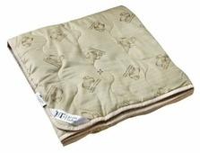 Одеяло DREAM TIME Овечья шерсть 300 г/кв.м