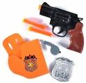 Игровой набор Yako Полиция M6095