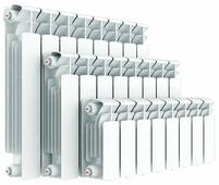 Радиатор секционный биметаллический Rifar Base Ventil 500