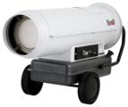 Дизельная тепловая пушка KROLL GP115 (115 кВт)