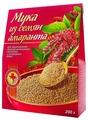Мука Специалист из семян амаранта, 0.2 кг