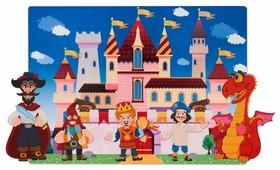 Mr.Bigzy Магнитная игра Сказки Царство