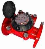 Счётчик горячей воды Тепловодомер ВСГН-100
