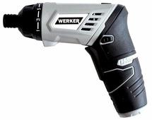 Аккумуляторная отвертка Werker EWCD 001