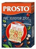 Рисовая смесь PROSTO Золотой Дуэт (золотистый, дикий) 500 г
