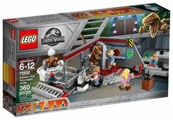 Конструктор LEGO Jurassic World 75932 Охота на рапторов в Парке Юрского Периода