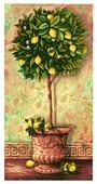 "Schipper Картина по номерам ""Лимонное дерево"" 40х80 см (9220397)"
