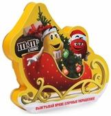 "Набор конфет M&M's ""Санки"" 325 г"
