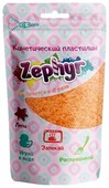 Масса для лепки Zephyr оранжевая 75 г Дой-пак (00-00000818)