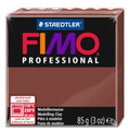 Полимерная глина FIMO Professional запекаемая 85 г шоколад (8004-77)