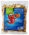 Чипсы Ешь ЗдорОво амарантовые с креветкой и паприкой
