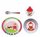 Комплект посуды Ebulobo Красная Шапочка (04EB0016new)