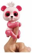 Интерактивная игрушка робот WowWee Fingerlings Панда в блестках