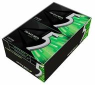 Жевательная резинка Five 5 Electro Свежая мята, без сахара 10 шт.