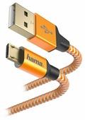 Кабель HAMA USB - microUSB (00178287) 1.5 м