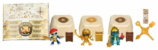 Игровой набор Moose Treasure X - В поисках сокровищ 41501