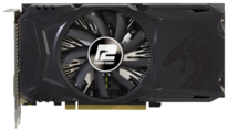 Видеокарта PowerColor Radeon RX 560 1176MHz PCI-E 3.0 4096MB 7000MHz 128 bit DVI HDMI HDCP Red Dragon
