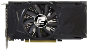 Видеокарта PowerColor Radeon RX 560 1176Mhz PCI-E 3.0 2048Mb 6000Mhz 128 bit DVI HDMI HDCP Red Dragon V2