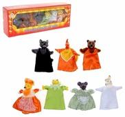 Весна Кукольный театр по сказкам 2 (В2800)